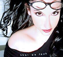Cool as Fcuk - Self Portrait by Jaeda DeWalt