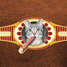 Cuban George (Cigar Label) by Sebastian Sindermann