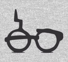Harry Potter Glasses by The-Nerd-Verse