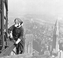 Mario At Work by Conroy Lex