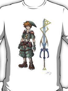 Kingdom Hearts: Legend of Zelda T-Shirt