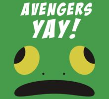 Frog Man - Avengers YAY! by TeeracK