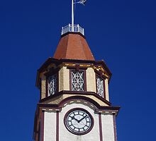 Old Post Office, Rotorua by lezvee