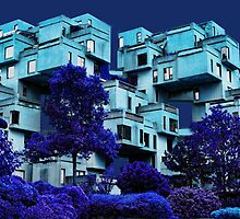 ๑۩۞۩๑HABITAT 67 MONTREAL-VERSION ONE ๑۩۞۩๑ by ╰⊰✿ℒᵒᶹᵉ Bonita✿⊱╮ Lalonde✿⊱╮