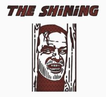 "The Shining ""Carpet Logo"" by Faction"