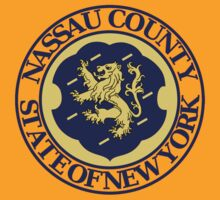 Nassau County, New York Flag by cadellin