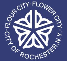 Rochester, New York Flag by cadellin
