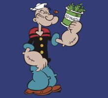 Popeye the Sailor Man by droidwalker