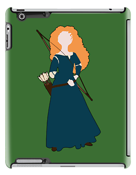 Merida by clockworkheart
