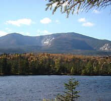 Mount Katahdin by nickbarron