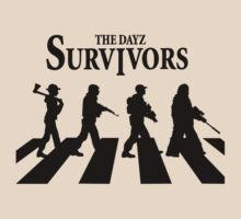 The DayZ Survivors by PaperGoblin