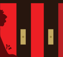 The Elevator - The Shining Sticker
