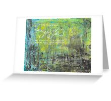 Lost for Words - September 2014 Greeting Card
