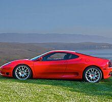 2004 Ferrari Challenge Stradale by DaveKoontz