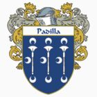 Padilla Coat of Arms/Family Crest by William Martin