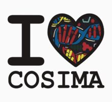 I Heart Cosima by TheCloneClub