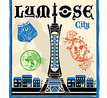 Lumiose City by PixelStampede