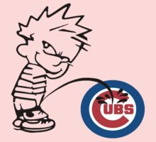 Pissing On The Cubs by Alsvisions