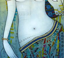 VENUS WITH DOVES by ALBENA