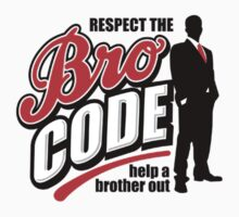 Respect the Bro Code by sweetcherries