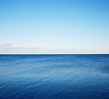Blue Horizon by ashnam
