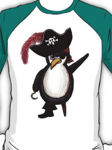 Pito the Pirate Penguin T-Shirt