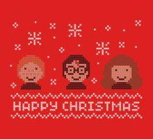 Christmas Sweater Stitch Edition  by rydiachacha