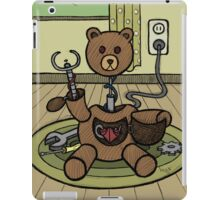 Teddy Bear And Bunny - Bearbot iPad Case/Skin