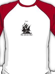 Thanks, Pirate Bay! T-Shirt