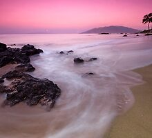 Paradise at Dawn, Maui by Michael Treloar