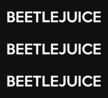 BEETLEJUICE! by victoriamullis