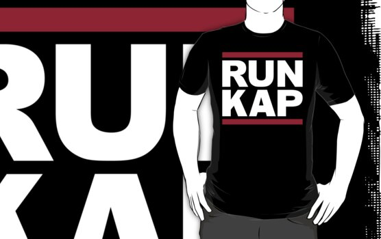 "San Francisco 49ers ""RUN KAP"" Design!  by endlessimages"