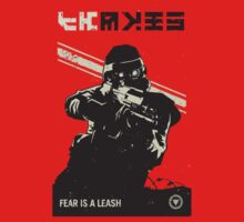 Killzone Fear Propaganda Poster by Gekidami