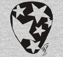 Plectrum 1 see through by GingerNutDesign