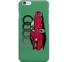 Audi Ur-Quattro iPhone Case/Skin