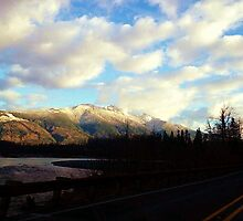 On The Road Again by Danielle LaBerge