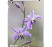 Chocolate Lily iPad Case/Skin