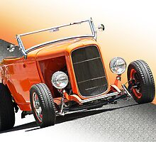1932 Ford ' The Deuce' Roadster by DaveKoontz
