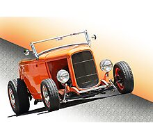1932 Ford ' The Deuce' Roadster Photographic Print