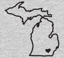 Michigan by imaflyingkiwi
