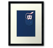 Lucky Number 151 Framed Print