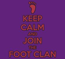 Join the Foot Clan by PlatinumBastard
