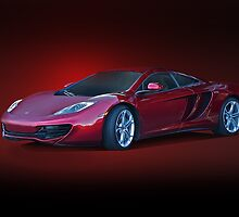2013 McLaren MP4-12C II by DaveKoontz