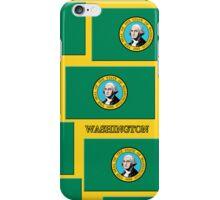 Smartphone Case - State Flag of Washington VIII iPhone Case/Skin