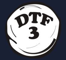 Dtf 2 T-Shirts & Hoodies by mike desolunk