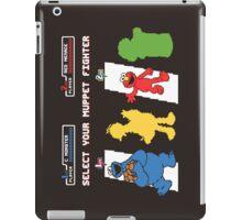 Muppet Fighter iPad Case/Skin