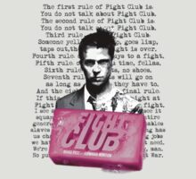 Rules of Fight Club by santilopez