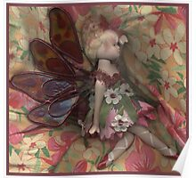 Pressed Fairy Poster