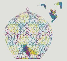 Free Bird by Keelin  Small