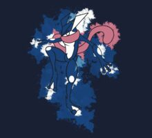 Greninja - Alternate by Pyranda